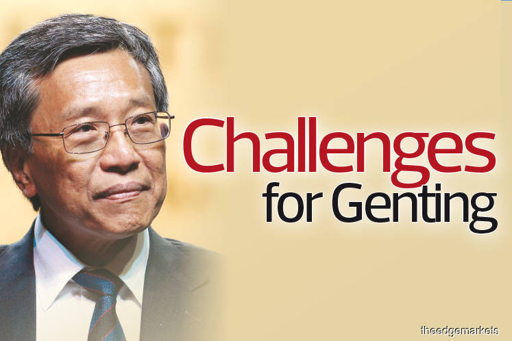 Cover Story: Challenges for Genting