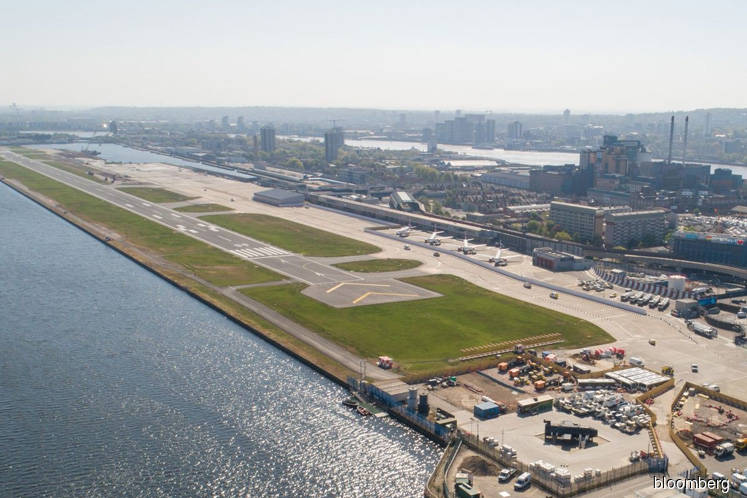 London City Airport reopens for passenger flights as UK eases