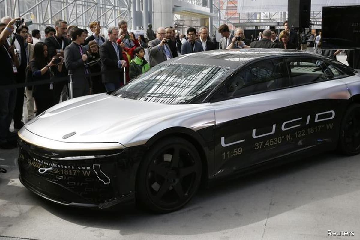 Tesla rival Lucid Motors to go public in US$11.8 billion blank-check merger