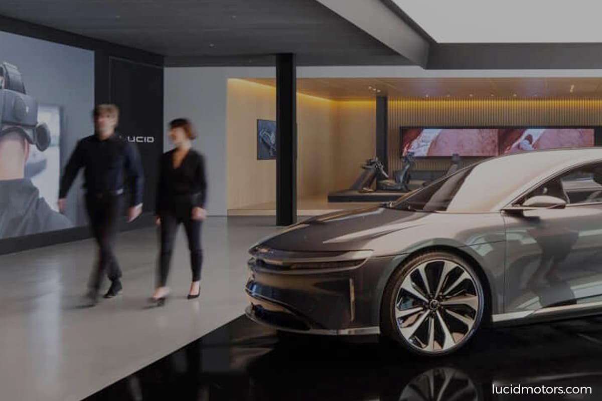 Lucid Motors agrees to go public with US$24 billion valuation