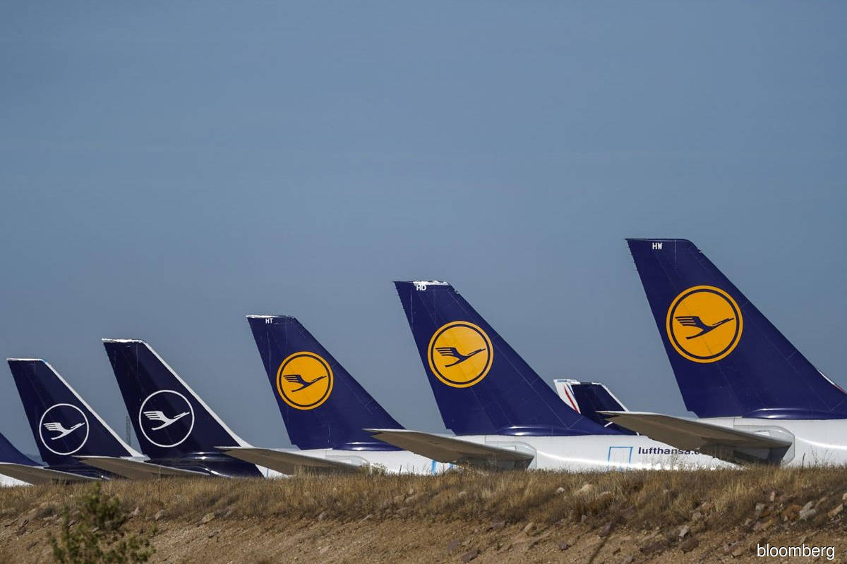 Lufthansa adds flights, sees rising demand on leisure routes