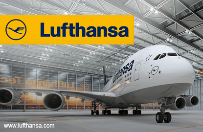 Lufthansa's shares get a lift from brighter profit outlook