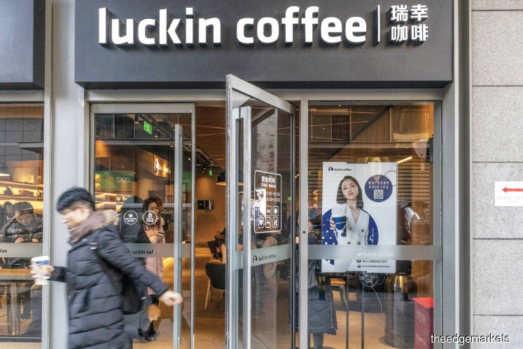 Tech: Why Luckin Coffee is now toast