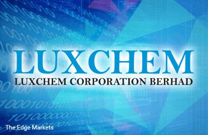Stock With Momentum: LUXCHEM