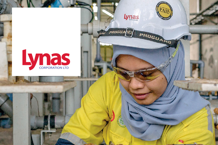Lynas: Bauxite mining operations not far from our plant