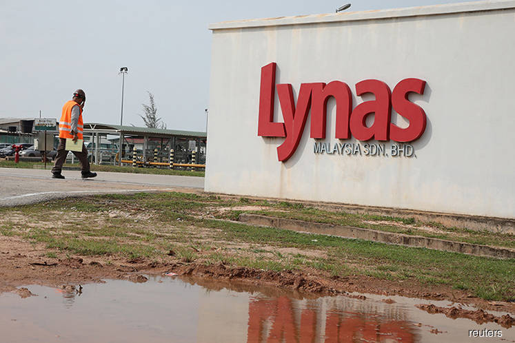 Lynas radioactive residue reached 637,581 tonnes as at Sept 24, 2019