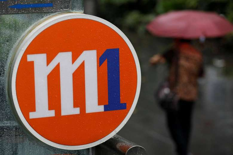 M1 share price soars to S$2.11, five cents above offer price