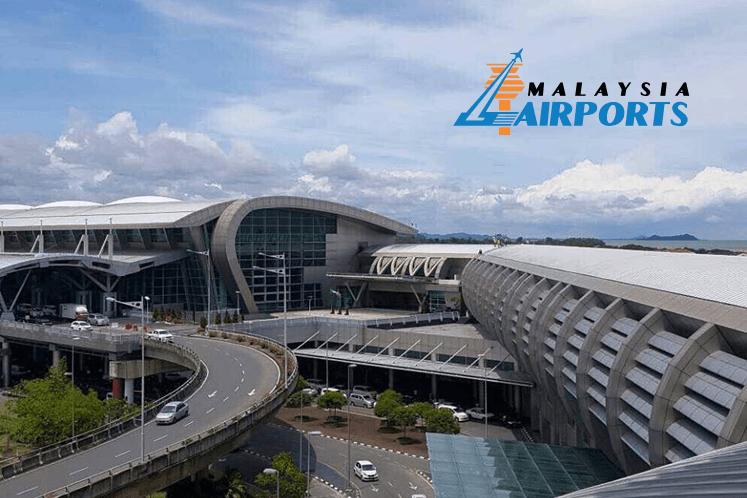 营业额走高 大马机场控股第三季净利升17.4%