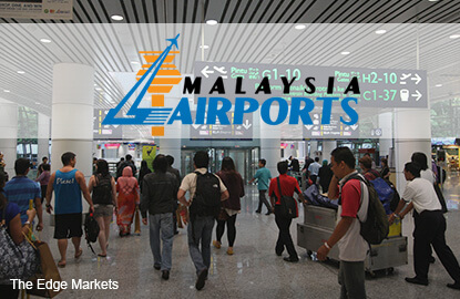 MAHB reports 118.5m passengers at its airports in 2016, up 5.7%