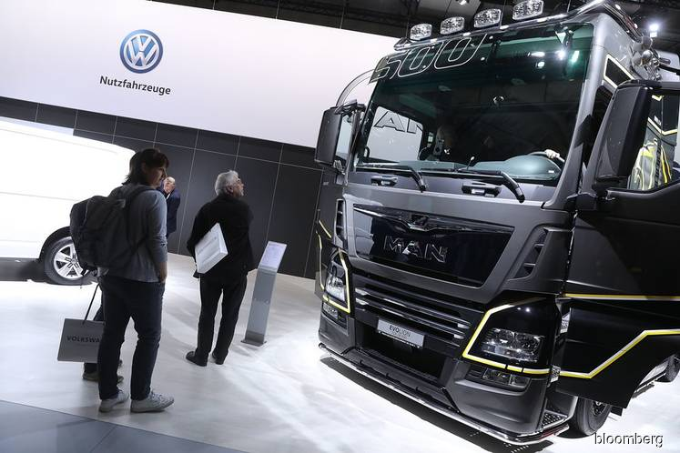 Volkswagen Values Truck Unit at Up To $18.6 Billion in IPO