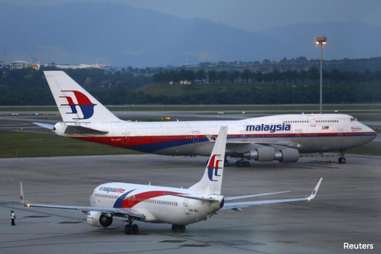Malaysia Airlines says deal for 16 Boeing planes not a firm order yet