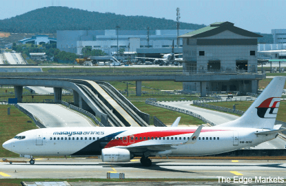 Malaysia Airlines' 2Q revenue per ASK improves 10% on year