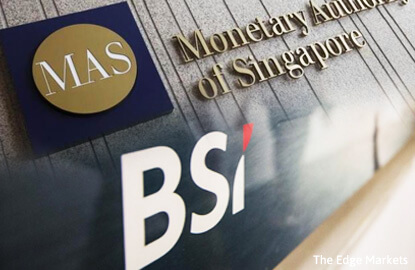 Two BSI Singapore employees named by MAS charged for criminal offences