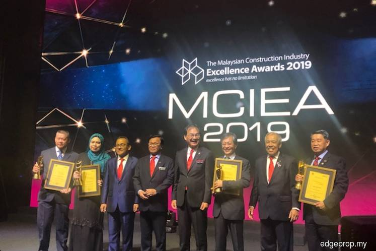 Datuk Seri Dr Judin receives highest accolade at MCIEA 2019