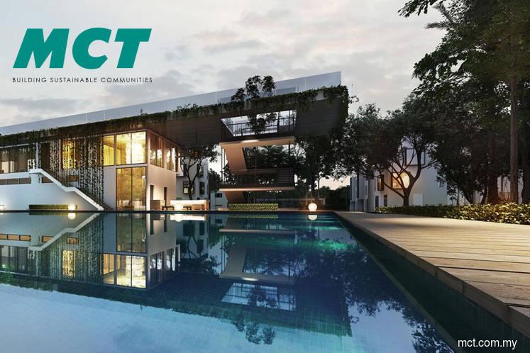 MCT 3Q net profit up almost sixfold on higher savings