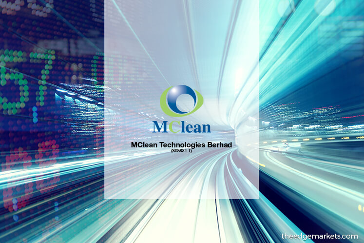 Stock With Momentum: MClean Technologies