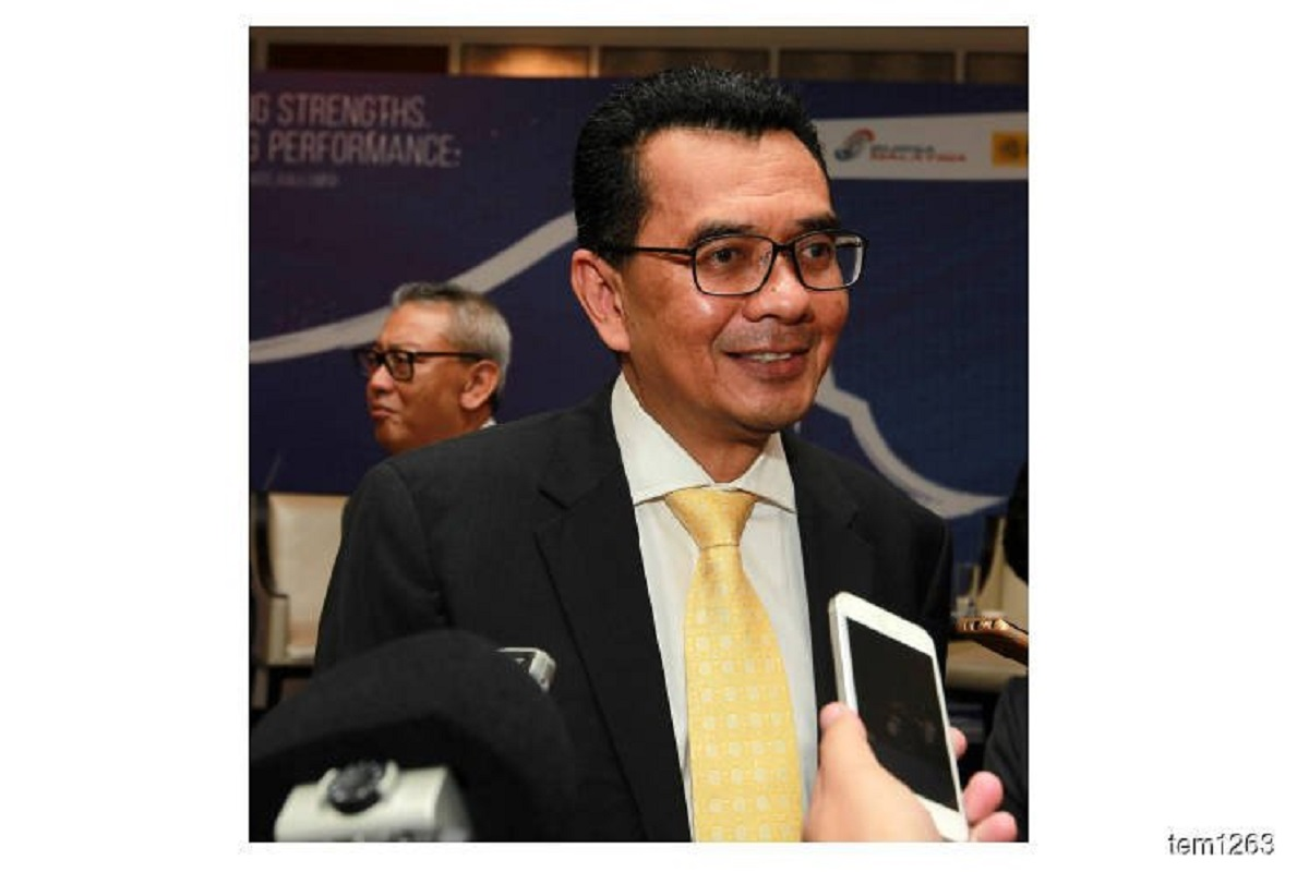 Boustead MD Amrin Awaluddin to step down on Nov 15