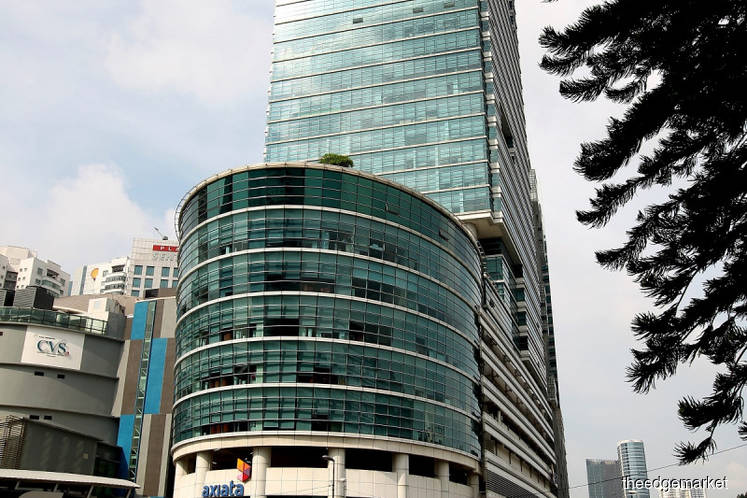 EPF mulls sale of Axiata Tower in Kuala Lumpur Sentral