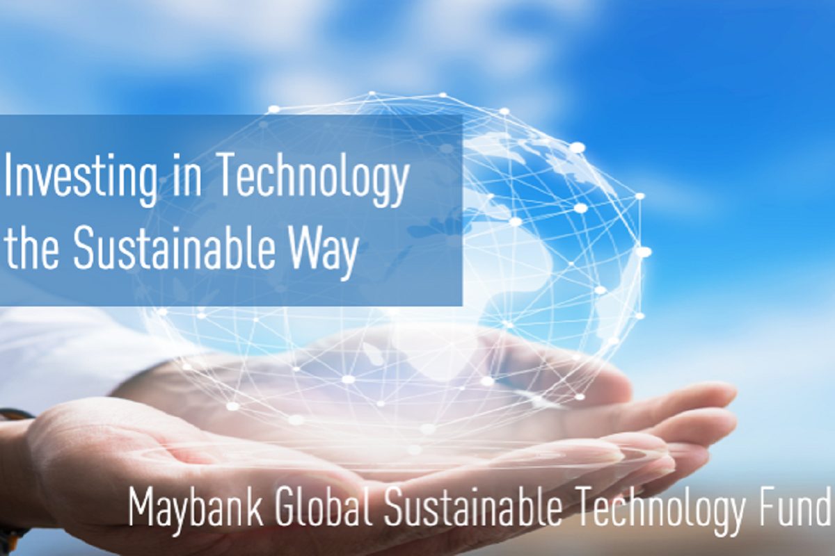 Maybank launches its first global sustainable technology fund