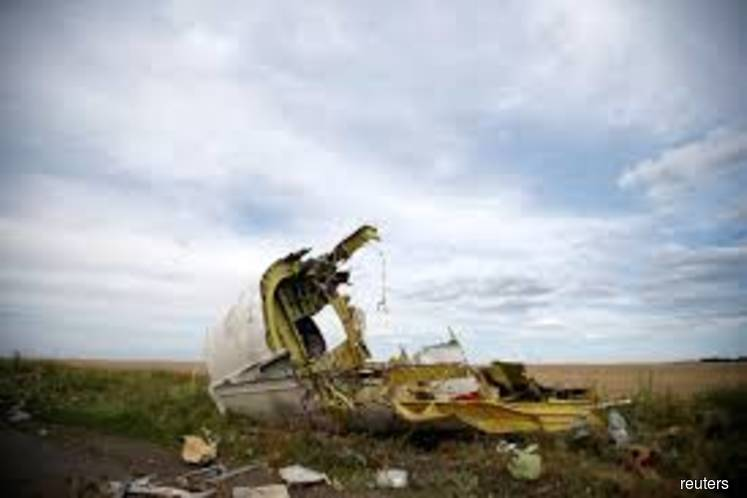 Ukraine says transport organiser of missile that shot down MH17 is now in jail