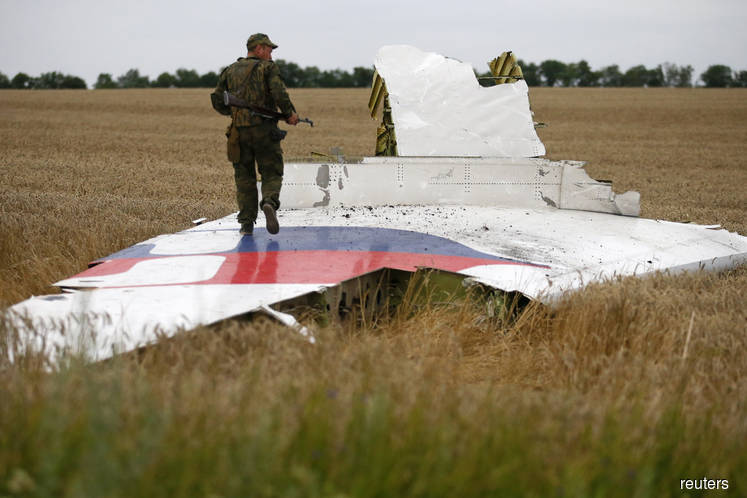 MH17 to not be discussed at pace session this week — Head of political group