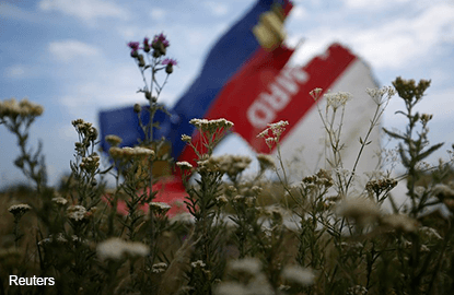 Dutch policeman held for online sale of MH17 'souvenirs