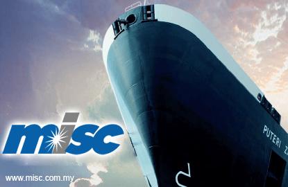MISC falls on subsidiary net loss