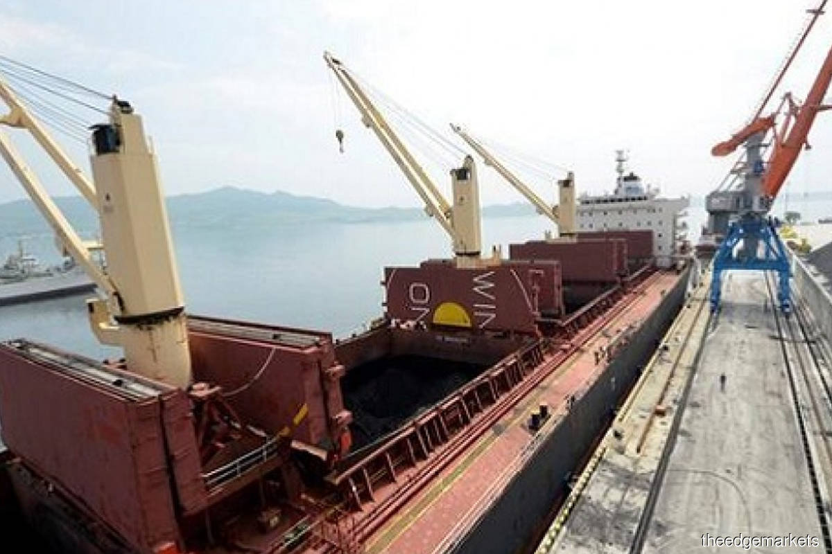 MMC likely to undertake ship-to-ship transfer business in Yan