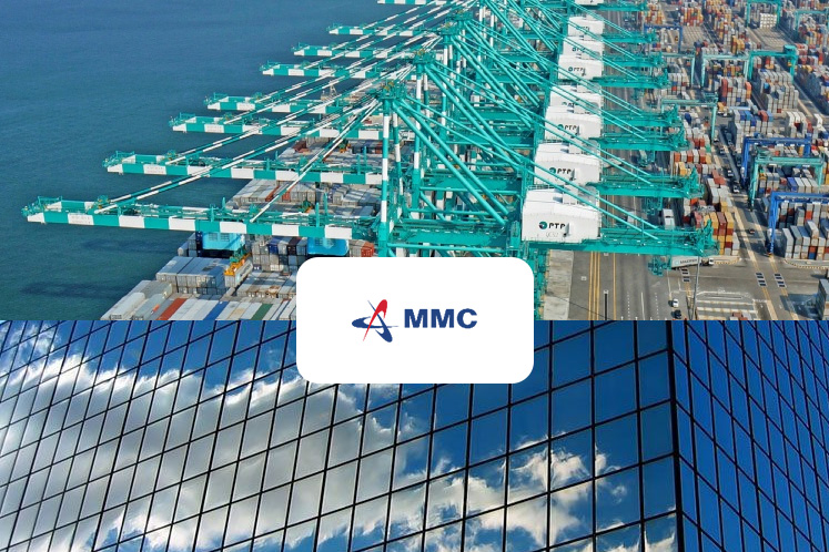MMC 4Q net profit surges 59.8% on contribution from Penang Port, MRT works