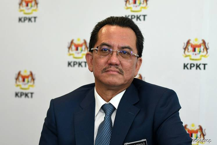 Housing and Local Government Ministry sec-gen appointed SPNB chairman