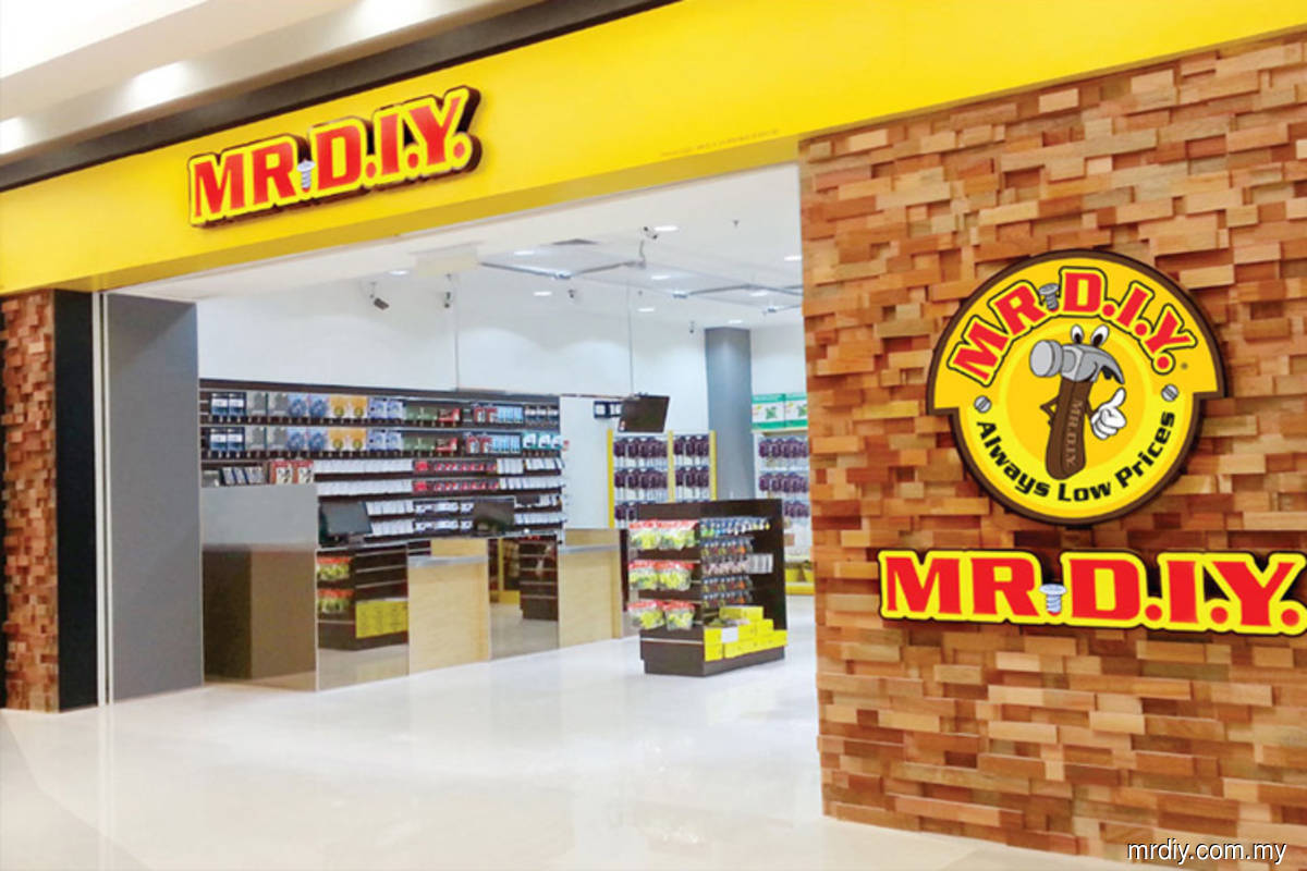 Mr DIY deemed more valuable than Malaysia's postal service provider, airport operator