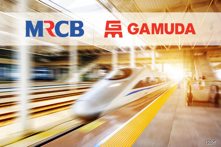 MRCB, Gamuda up on bid as PDP for KL-Singapore HSR project