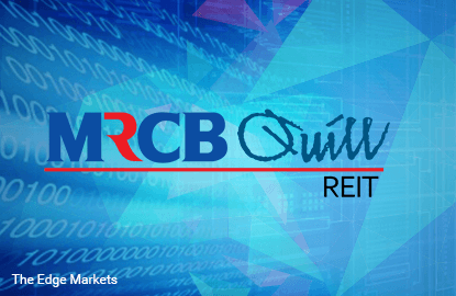 Stock With Momentum: MRCB-QUILL REIT