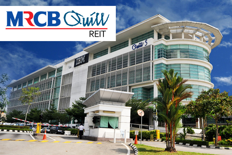 MRCB-Quill REIT net property income stable in 1Q at RM32.8m