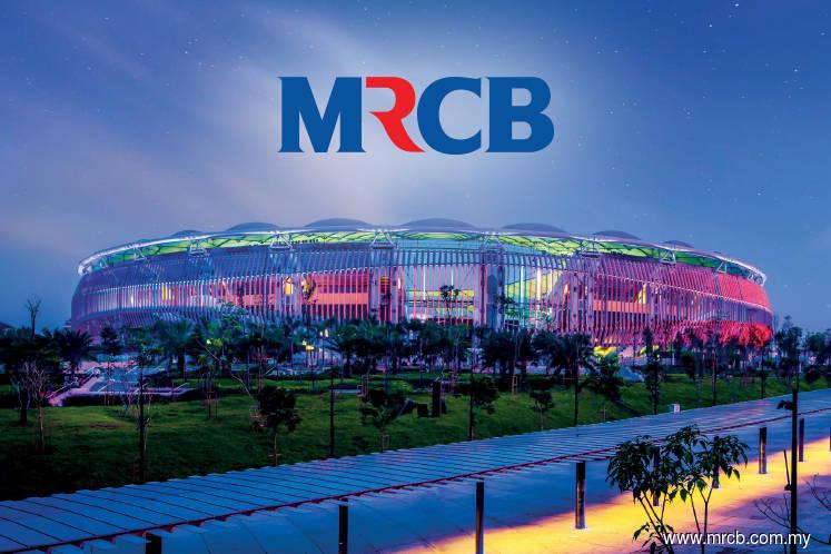 MRCB active, up 4.39% on firmer 1Q earnings