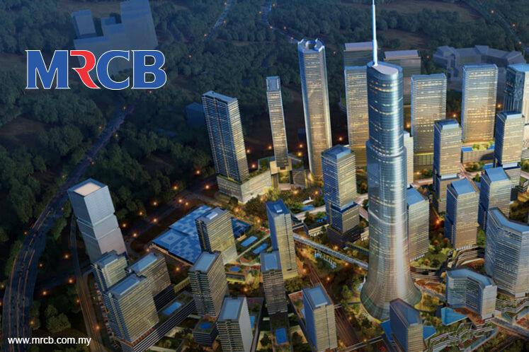 MRCB falls 4% on rights shares' maiden trade