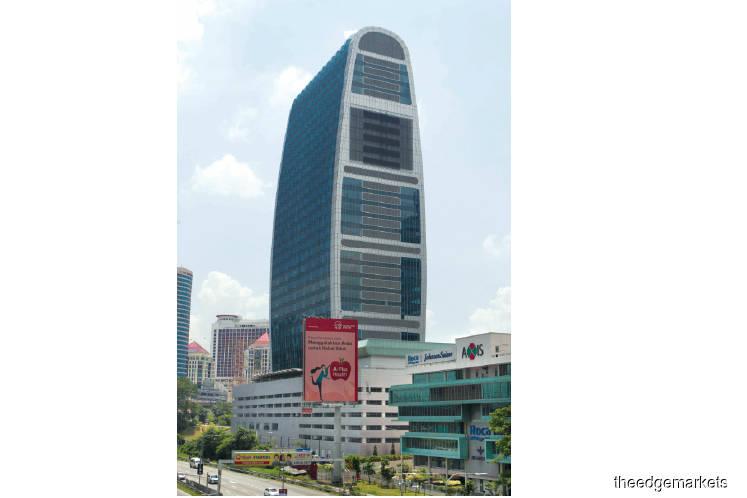MRCB seeks expressions of interest for Menara Celcom in PJ