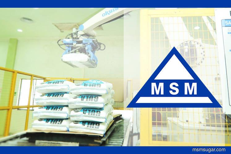 MSM rises 2.86% on selling Perlis land to F&N