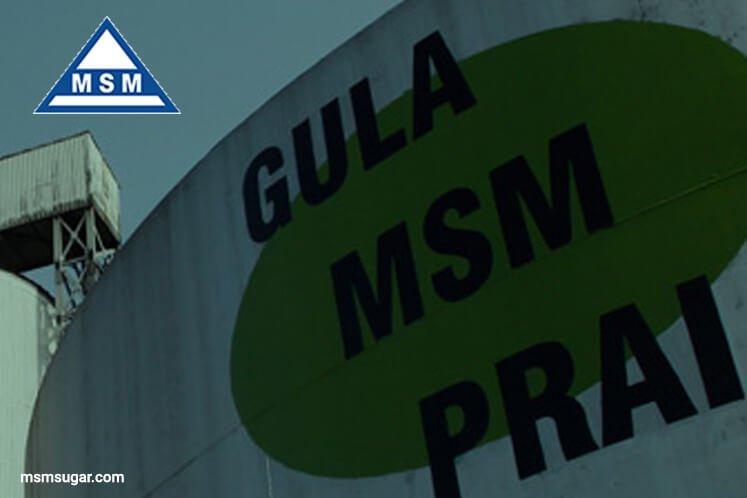 MSM首季转盈为亏 原料成本增和令吉走贬