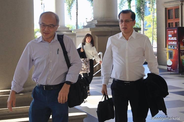 DPP: Transmile's Gan advanced own money to fake business transactions