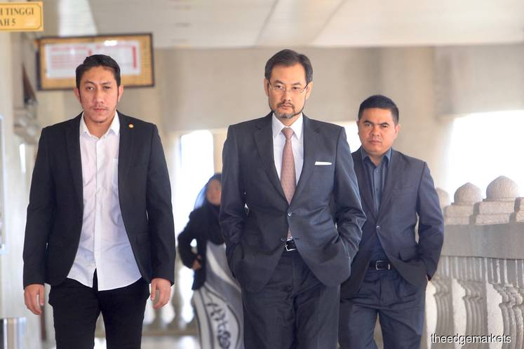 Jho Low pre-empted Shahrol from probing by telling him to expect Istana Negara's concerns on him