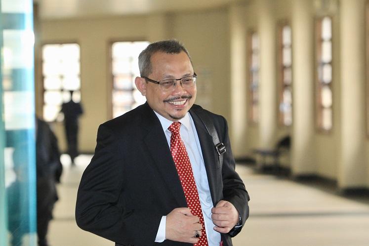 Former MACC chief commissioner Tan Sri Dzulkifli Ahmad (Photo by Shahrin Yahya/The Edge)