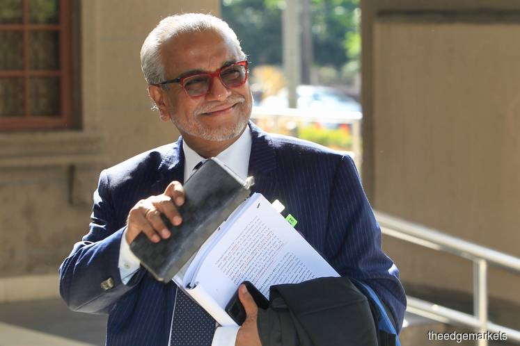 Shafee's opening statement in the defence case of Najib's SRC trial