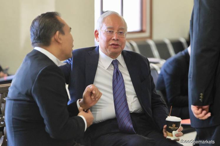 Najib claims ignorance about whether SRC loans, govt guarantees were tabled to Parliament
