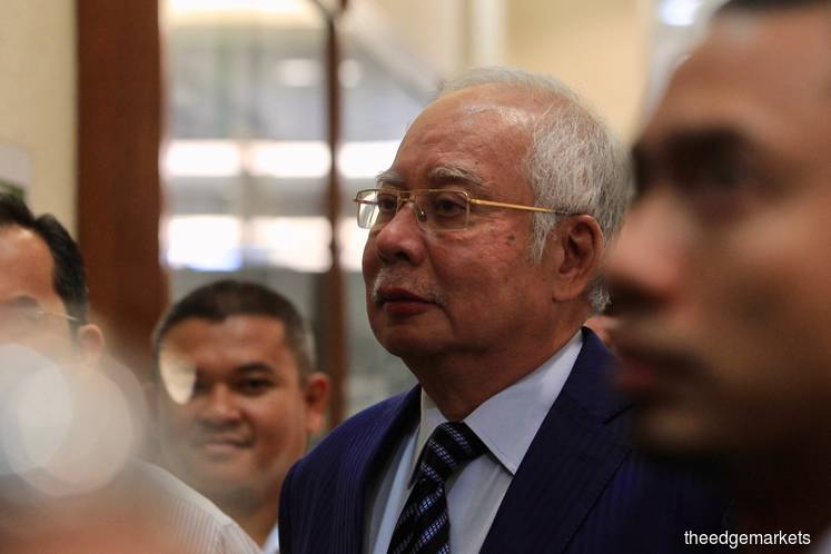 Najib: Jho Low hid his tracks by ensuring my accounts were always topped up