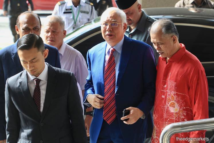 BN will not be involved in PH leadership matters, says Najib