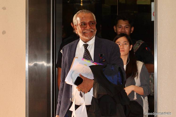 Shafee accuses MACC of wiretapping Najib for almost a year