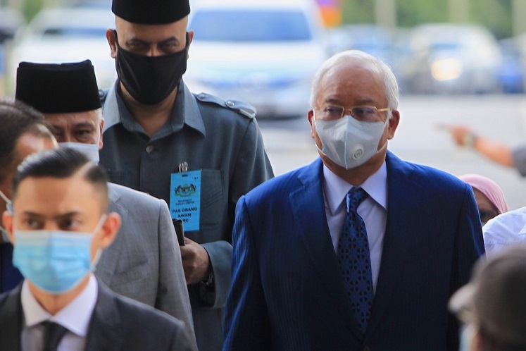 Najib's RM27m SRC trial set for case management on July 27