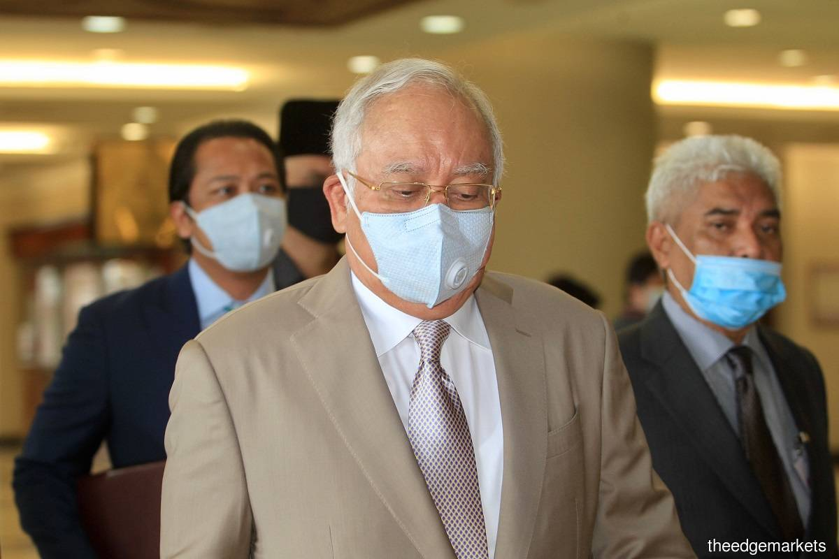 Court fixes Oct 15 for first case management of Najib, prosecution's SRC appeal