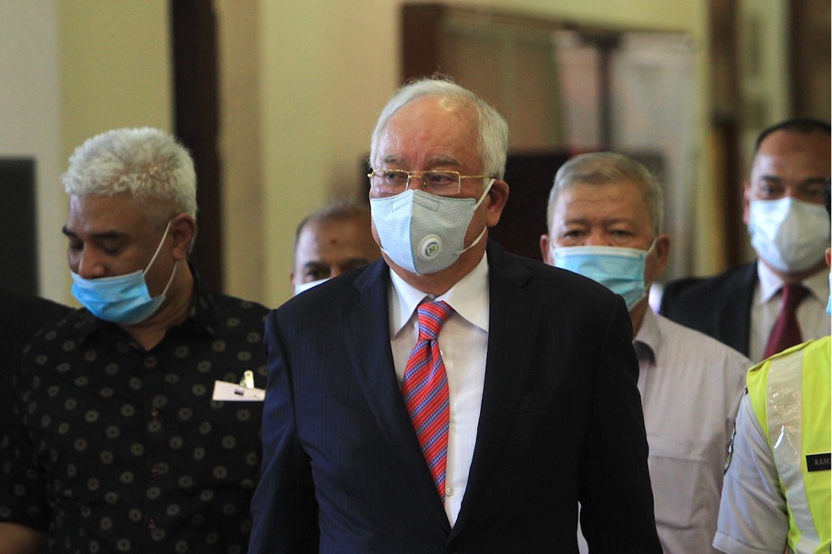 Appellate court allows withdrawal of Najib's appeal over SRC witness list, statements